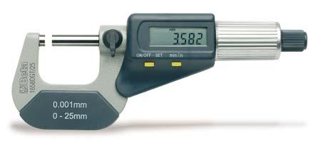 Ψηφιακό μικρόμετρο 0-25mm