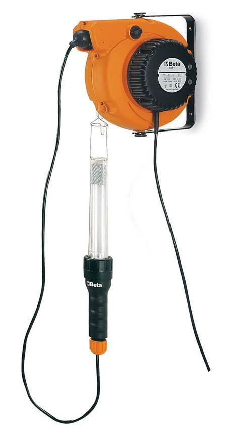 Αυτόματη μπαλαντέζα με μετασχηματιστή και λάμπα φθορισμού 24V