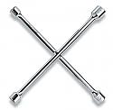 Σταυροί με εξάγωνα καρυδάκια για παξιμάδια απο ρόδες
