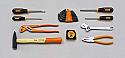 Ζώνη με 10 εργαλεία