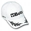 Καπέλο άσπρο ΒΕΤΑ Racing