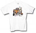 T-shirt BETA 100% βαμβάκι S