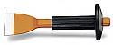 Σκαρπέλο πλατύ 60 και λαβή