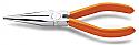 Μυτοτσίμπιδο με ημιστρόγγυλα μακριά ράμφη 200mm