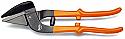 Λαμαρινοψάλιδο ίσιο-δεξί