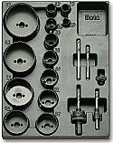 Δίσκος με συλλογή Τ275 ποτηροτρύπανα
